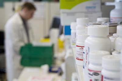 Kwame Asiedu Sarpong: Pharmacy in Ghana: Evolving towards universal health coverage